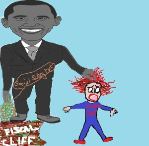Obama &  the Social Safety Net